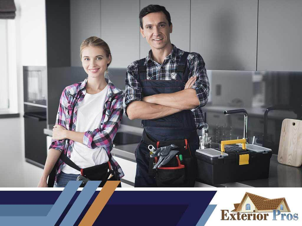 Working with the Pros: Why You Should Trust Exterior Pros